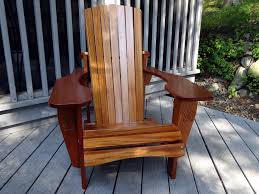 a u201cweekend u201d project u2013 adirondack chair