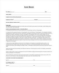 100 fitness waiver form template get fit with