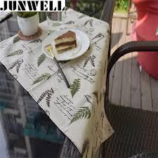 torchons et serviettes cuisine 2 pcs lot 50x70 cm coton arbre impression torchon cuisine