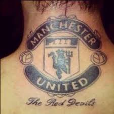 manchester united tattoo by gettattoo via flickr tattoos