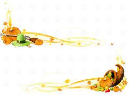 Thanksgiving Borders Clip Cornucopia Clipart Border Pencil And In Color Cornucopia Clipart