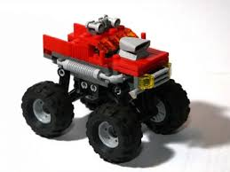 truck instructions monster truck with building instructions a creation by per