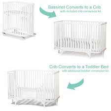 Bassinet Converts To Crib A Bassinet That Converts To A Crib That Converts To A Toddler Bed