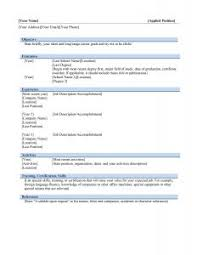 easy resume format great resumes and easy software also resumes maker resume