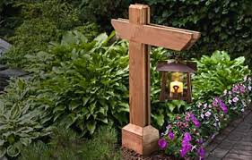 how to build a pathway lamppost this old house