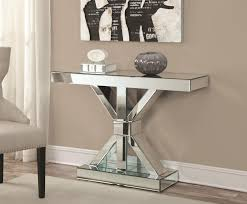how to decorate an accent table console table mirrored accent table with wooden floor and brown