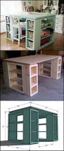 table craft desk amazing craft storage table best 25 craft desk