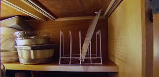 kitchen cabinet interior organizers using a desk organizer for kitchen storage today s homeowner