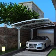 Awning System China Home Car Parking Awning System China Aluminum Carport Pc