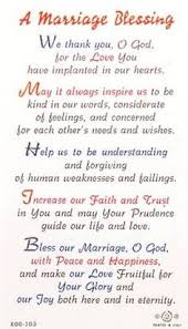 wedding blessing words pictures a marriage blessing daily quotes about