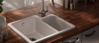 Kitchen Sinks From Abode - Ceramic kitchen sinks uk
