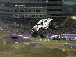 when is the monster truck show candice jolly u2014 is she smiling when she u0027s driving the monster mutt