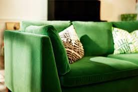 canap vert ikea ikea meubles les dernières nouveautés le temps de le déco