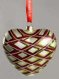 your favorite brands waterford ornaments at replacements ltd