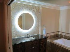 Lighted Mirrors For Bathroom Lighted Led Frameless Backlit Wall Mirror Polished