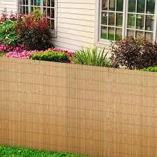 jardin cloture clotures cloture de jardin en roseau achat vente clôture