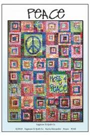 peace room ideas i love the muted batiks on this peace quilt pattern from saginaw