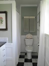 Hotel Drapery Rods Curtain Interesting Bathroom Decor Ideas With Restoration