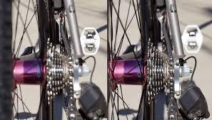 tech breakdown how 135mm rear hub spacing affects road bike