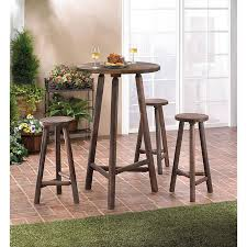 Best  Wooden Bar Table Ideas On Pinterest Dining Table - Kitchen bar stools and table sets