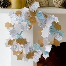 Diy Paper Christmas Decorations Christmas Handmade Paper Craft Decorations Family Holiday Net