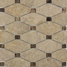 marble mosaic tile kitchen floor 10x10 tile flooring the home depot