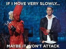 Very Funny Meme - if i move very slowly