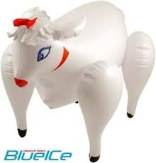 inflatable sheep children blow up toys hen stag party fancy dress