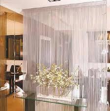 Decorative Curtains Rain Curtain Home Decor Accents To Romanticise Modern Interior Design