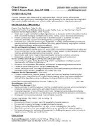 Email Examples For Business by Resume Sample Resume Customer Service Samples Of Email Cover