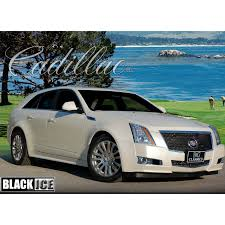 2011 cadillac cts grille e g classics 2008 2013 cadillac cts grille 2pc classics black