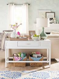 Sofa Table Lamp Height Reasons Your Living Room Needs A Sofa Table