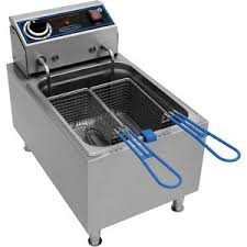 table top fryer commercial amazon com commercial pro electric countertop fryer 10 lbs oil