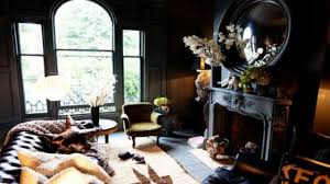 Gothic Living Room Steampunk Living Room Ideas Bohemian Chic Living Room Black