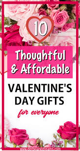 top s day gifts top 10 s day gift ideas budgeting gift and