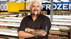 fieri on how creative you should get in the family kitchen on than
