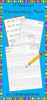 65 best d u0027nealian handwriting images on pinterest handwriting