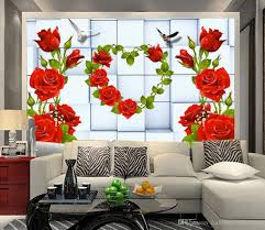 fashion decor home decoration fmural 3d wallpaper 3d wall papers
