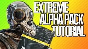 siege en ecouter et télécharger alpha pack tutorial rainbow six