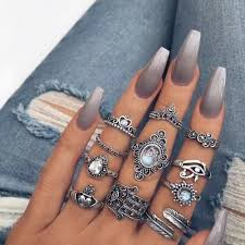 nail design center sã d 60 nail ideas to make you look trendy and stylish gray nails