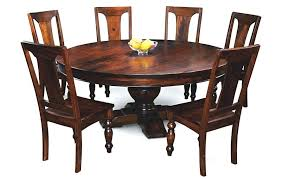 Dining Tables Canada Dining Table With Solid Wood Base In Tables