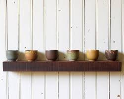 Reclaimed Wood Shelves by Floating Shelf Rustic Reclaimed Wood By Greenhouseframing