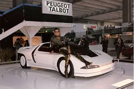 peugeot concept car concept car of the week peugeot quasar 1984 car design news