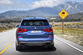 say hello to the all new 2018 bmw x3 xdrive30i and m40i