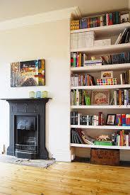 how to make a corner bookcase diy floating shelves little house on the corner