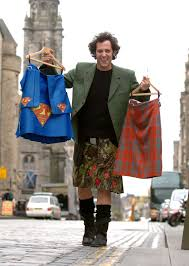 men no longer wearing the pants get your kilts on