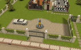 Home Design For Sims Freeplay The Sims Freeplay Sim Sign And Teen Mansion The Who Games