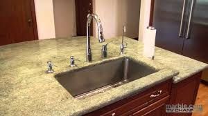 Kitchen Granite by Costa Rose Granite Kitchen Countertops Marble Com Youtube