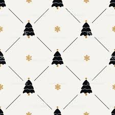 christmas pattern seamless design merry card decorat stock vector