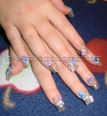 42 clear nail designs clear with design nail art archive style